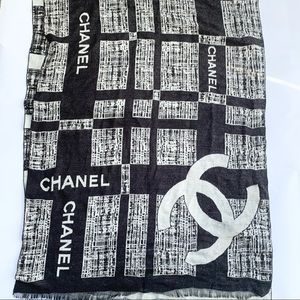 Chanel VIP Gift Scarf